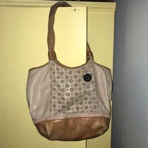 The Sak leather Fernwood purse